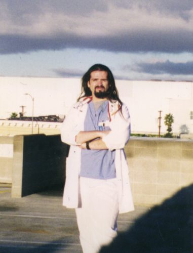 Me, California Hospital, 1996