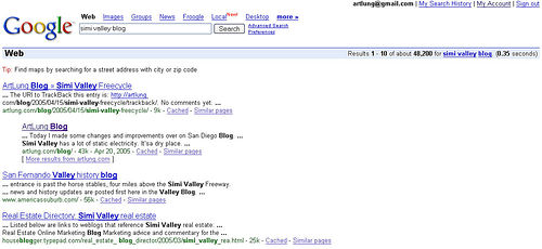 simi-valley-blog-search