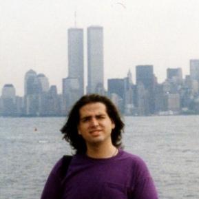 Joe in NYC, 1993