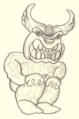Strange Idol, 1990