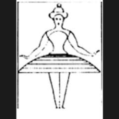 Bauhaus Woodcut: Basis of Model