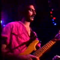 Frank Zappa, 1984, NYC, Screen Capture