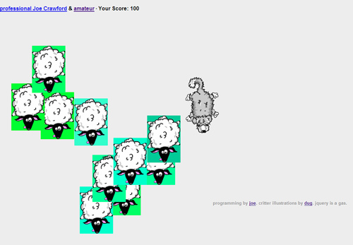 Game with jQuery