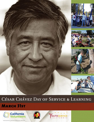 Cesar Chavez Day of Service and Learning
