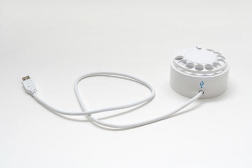 USB Rotary Dialer