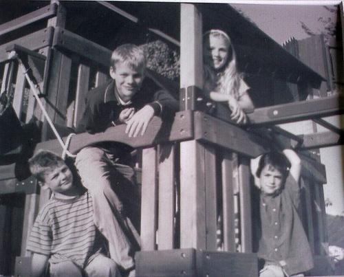 Kids, older photo
