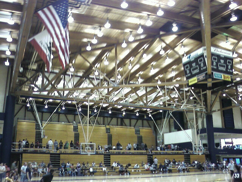 UCSB thunderdome.