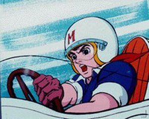 Speed Racer Vintage
