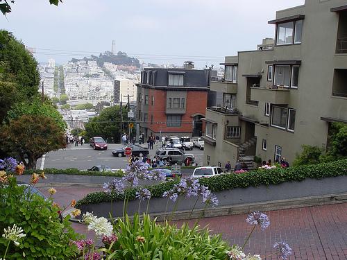 Lombard Street`