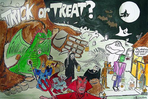 Halloween Poster, 1987