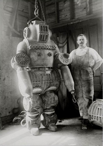 Diving Suit via Riot Clit Shave