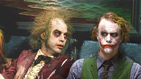 Beetlejuice & The Joker