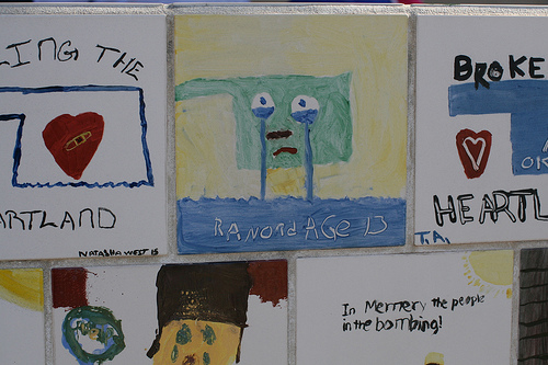 Tile by Ranord, Age 13