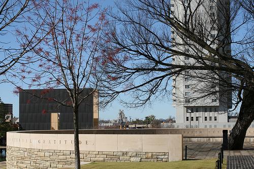 Oklahoma City Memorial Survivor Tree