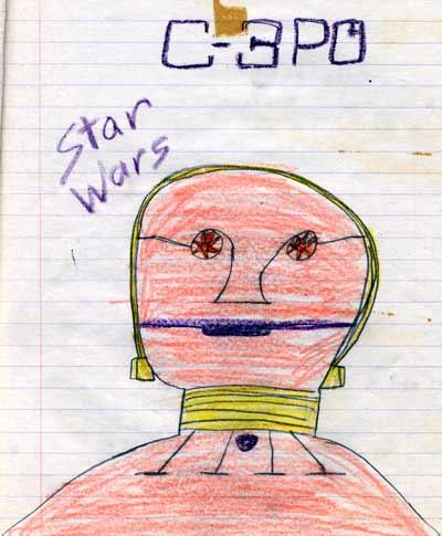 C-3PO, 1977