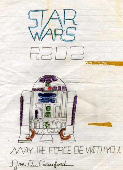 R2-D2, 1977