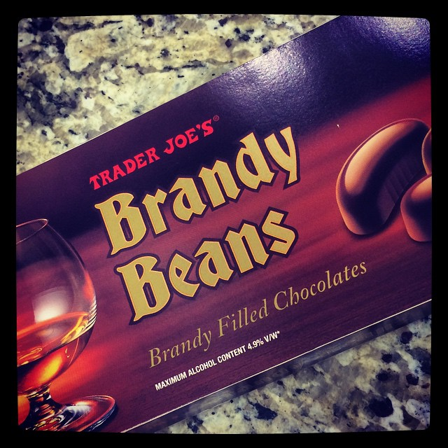 Artlung The Morning S Random Office Kitchen Offering Appears In The Office Brandy Beans Chocolate Covered Brandy Exactly What It Sounds Like 08 Dec 2014