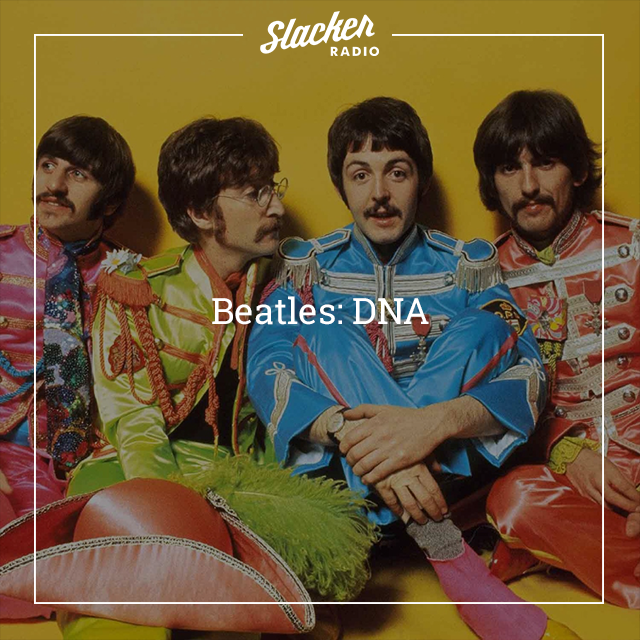 640x640 Beatles DNA