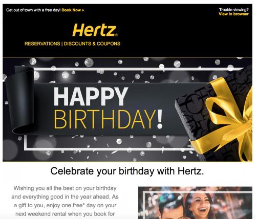 From Hertz