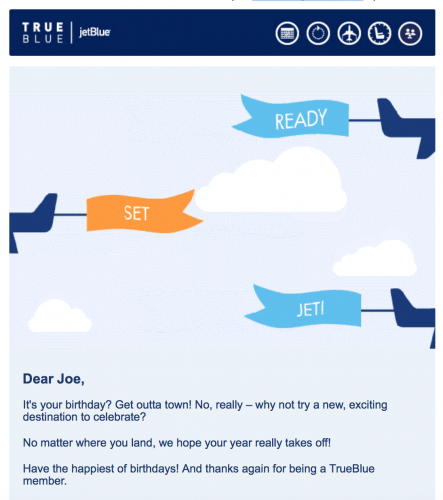 From JetBlue