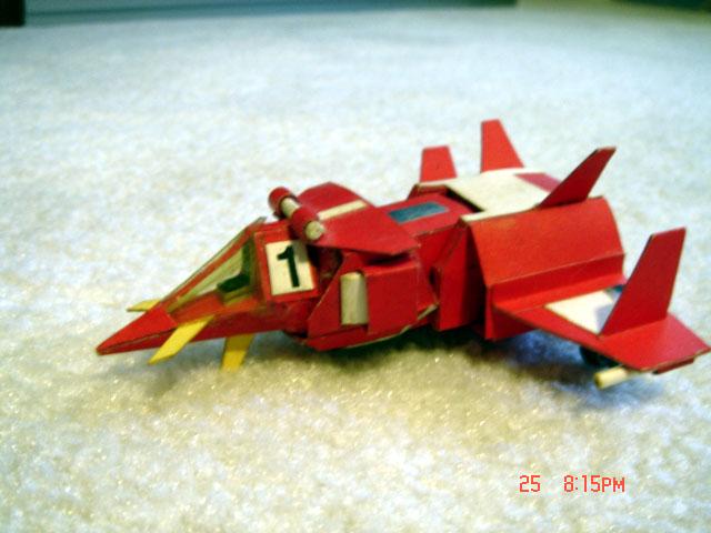 voltes v origami