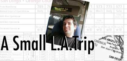 A Small L.A. Trip